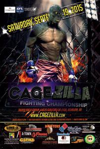 OO 37: Cagezilla Fighting Championship- cagezilla.com
