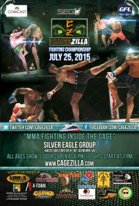 Cagezilla Fighting Championship- cagezilla.com
