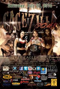 CageZilla Fighting Championship 41- cagezilla.com