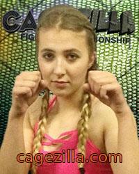 Kyra Jackson- cagezilla.com