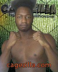 Malik McCullough- cagezilla.com