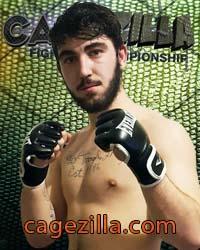 Sean Mitchell- cagezilla.com